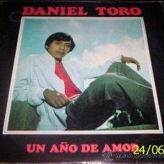 Discos de vinilo: LP ARGENTINO DE DANIEL TORO AÑO 1971. Lote 27455607