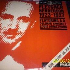 Discos de vinilo: LP ARGENTINO DE FLETCHER HENDERSON AÑO 1966. Lote 27503102