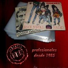 Discos de vinilo: 1.000 FUNDAS BLANDAS PARA DISCOS DE VINILO SINGLE 7 Y EP -PROTEGE TUS SINGLES-. Lote 72434119