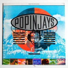 Discos de vinilo: THE POPINJAYS - BANG UP TO DATE WITH THE POPINJAYS (LP). Lote 31867600