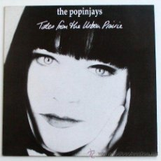Discos de vinilo: THE POPINJAYS - TALES FROM THE URBAN PRARIE (LP). Lote 31867637