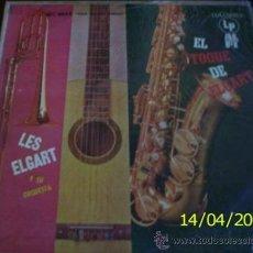 Discos de vinilo: LP DE LES ELGART Y SU ORQUESTA AÑO 1956 EDICIÓN ARGENTINA. Lote 26805500