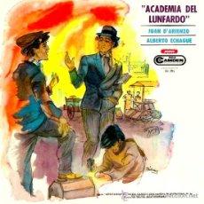 Discos de vinilo: LP DE JUAN D´ARIENZO Y SU ORQUESTA TÍPICA AÑO 1964 EDICIÓN ARGENTINA. Lote 27320679