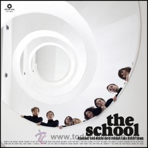 LP THE SCHOOL READING TOO MUCH INTO THINGS LIKE EVERYTHING VINYL + MP3 ELEFANT (Música - Discos - LP Vinilo - Pop - Rock Extranjero de los 90 a la actualidad)