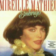 Discos de vinilo: MIREILLE MATHIEU. EMBRUJO (VINILO LP 1989). Lote 31881078