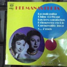 Discos de vinilo: ELIA Y PALOMA FLETA LP HERMANAS FLETA EMI REGAL 1972 ¡UN LP A ESTRENAR!. Lote 113159247
