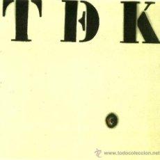 Discos de vinilo: T DE K . CARNEVISION (VINILO LP 1986). Lote 31883013