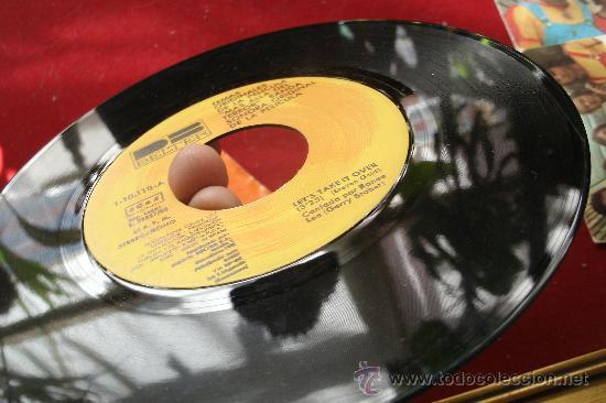 SINGLE ORIGINAL DE MAS ALLÁ DEL TERROR - TOMAS AZNAR - B.S.O. (Música - Discos - Singles Vinilo - Bandas Sonoras y Actores)
