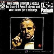 Discos de vinilo: EL PADRINO - BSO DE LA PELÍCULA . NINO ROTA - 1972. Lote 31888916