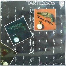 Discos de vinilo: TARTESSOS - TIEMPO MUERTO (PHILIPS 1975) PROGRESIVO ESPAÑOL. Lote 31892271