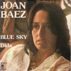 Discos de vinilo: SINGLE - JOAN BAEZ -