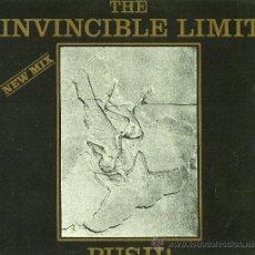 Discos de vinilo: THE INVINCIBLE LIMIT. PUSH (VINILO MAXI-SINGLE 1987). Lote 31895219