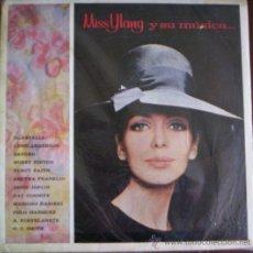 Discos de vinilo: LP DE ARTISTAS VARIOS MISS YLANG Y SU MÚSICA AÑO 1971. Lote 118950123