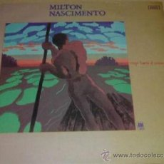 Discos de vinilo: LP DE MILTON NASCIMENTO AÑO 1979 EDICIÓN ARGENTINA. Lote 26733718