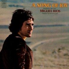 Discos de vinilo: LP ESTADOUNIDENSE DE MIGUEL RÍOS EN ESPAÑOL E INGLÉS AÑO 1970. Lote 26817297
