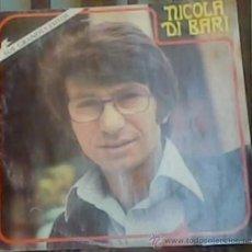 Discos de vinilo: LP DE NICOLA DI BARI AÑO 1975 (REEDICIÓN 1987) CANTADO EN ESPAÑOL EDICIÓN ARGENTINA. Lote 26851700