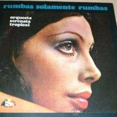 Discos de vinilo: LP ARGENTINO DE ORQUESTA SERENATA TROPICAL AÑO 1976. Lote 26265163