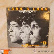 Discos de vinilo: LOS CHUNGUITOS / DOBLE LP CARA A CARA 1984. Lote 31914672