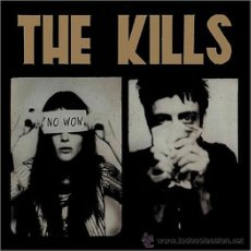 Discos de vinilo: LP THE KILLS NO WOW VINILO KATE MOSS. Lote 130236514