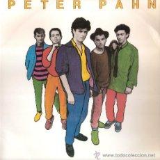 Discos de vinilo: PETER PAHN - DAME TIEMPO + 3 (MAXI) 1987 - EX/EX+. Lote 31920841