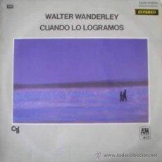 Discos de vinilo: LP ARGENTINO DE WALTER WANDERLEY AÑO 1969. Lote 26355793