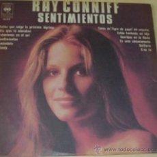 Discos de vinilo: LP DE RAY CONNIFF Y SU ORQUESTA AÑO 1975 EDICIÓN ARGENTINA. Lote 26469145