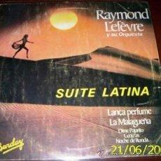 Discos de vinilo: LP DE RAYMOND LEFÈVRE Y SU ORQUESTA AÑO 1981 EDICIÓN ARGENTINA. Lote 26733719