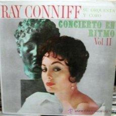 Discos de vinilo: LP DE RAY CONNIFF CON SU ORQUESTA Y CORO AÑO 1960 EDICIÓN ARGENTINA. Lote 26805501