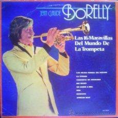 Discos de vinilo: LP ARGENTINO DE JEAN CLAUDE BORELLY AÑO 1980. Lote 26989843