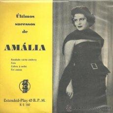 Discos de vinilo: AMALIA RODRIGUES EP SELLO KAPP EDICCIÓN AMERICANA. . Lote 31962862