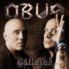 Discos de vinilo: LP OBUS CALLATE SPANISH VINILO HEAVY METAL VINYL. Lote 31969882