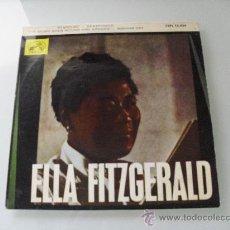 Discos de vinilo: ELLA FITZGERALD - STARDUST + 3 EP 1963 EXCELENTE ESTADO . Lote 32002180