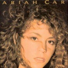 Discos de vinilo: MARIAH CAREY. VISIÓN OF LOVE.1990. CBS RECORDS. INCLUYE LETRA DE LAS CANCIONES.. Lote 32007117