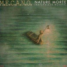 Discos de vinilo: MECANO - SINGLE VINILO 7'' - EDITADO FRANCIA - NATURE MORTE (EN FRANCÉS) + NATURALEZA MUERTA - 1991. Lote 32007925