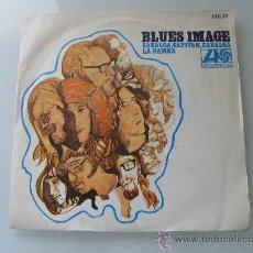 Discos de vinilo: BLUES IMAGE - CABALGA , CAPITAN , CABALGA / LA BAMBA 1970 . Lote 32021906