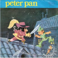 Discos de vinilo: PETER PAN.MOVIE PLAY. 1970. Lote 32031154