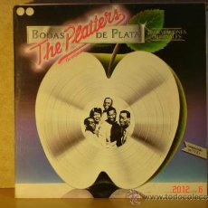 Discos de vinilo: THE PLATTERS - BODAS DE PLATA - MERCURY 68 78 093 - 1981. Lote 32019043