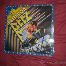 Discos de vinilo: MAE WEST.VALENTINO.JOLSON.DIETRICH.ROGERS.MARX.SWANSON LP PUTTIN ON THE RITZ VARIOS. Lote 32019511