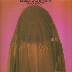 Discos de vinilo: LP LALO SCHIFRIN - BLACK WIDOW . Lote 32019650
