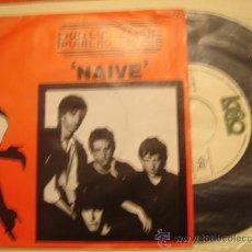 Discos de vinil: PUBLIC ZONE -SG- NAIVE + 1 - RARE SPAIN ED UK PUNK. Lote 32021739