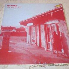 Discos de vinilo: THE WAKE - TIDAL WAVE OF HYPE LP - SARAH RECORDS 1994. Lote 32023132