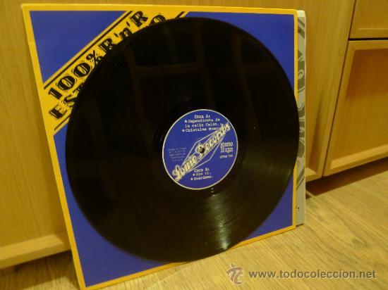 Discos de vinilo: Roberto el gato y los estupendos Mlp 1993 Vinilo Rock estupendo Rock and roll RnR - Foto 2 - 32029248