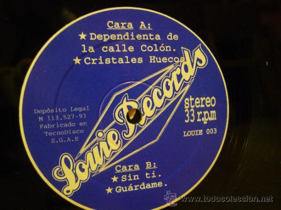 Discos de vinilo: Roberto el gato y los estupendos Mlp 1993 Vinilo Rock estupendo Rock and roll RnR - Foto 3 - 32029248