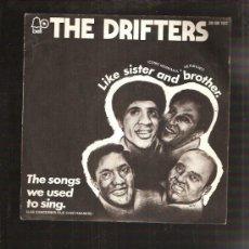 Discos de vinilo: DRIFTERS. Lote 32038254