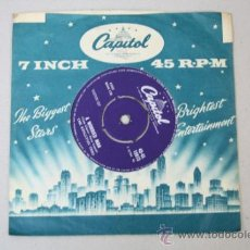 Discos de vinilo: SINGLE: THE KINGSTON TRIO, EDITADO POR CAPITOL 1959. Lote 32041968