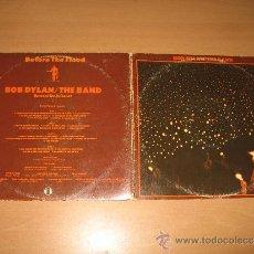 Discos de vinilo: DOBLE LP BOB DYLAN THE BAND BEFORE THE FLOOD . ASYLUM AB-201 USA 1974. Lote 32053842