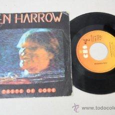 Discos de vinilo: SINGLE DE DEN HARROW - A TASTE OF LOVE, EDITADO POR CBS 1983. Lote 32054590