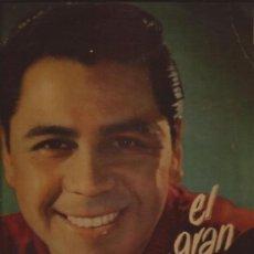 Discos de vinilo: LP-LUCHO GATICA-EL GRAN GATICA-ODEON 108-ESPAÑA-1958. Lote 32059348