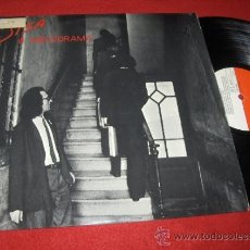 Disques de vinyle: SISA & MELODRAMA LP 1979 EDIGSA CATALA RARO. Lote 32063506