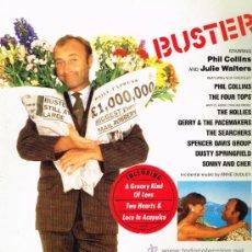 Discos de vinilo: BUSTER - ORIGINAL MOTION PICTURE SOUNDTRACK - LP 1988 - . Lote 32066118